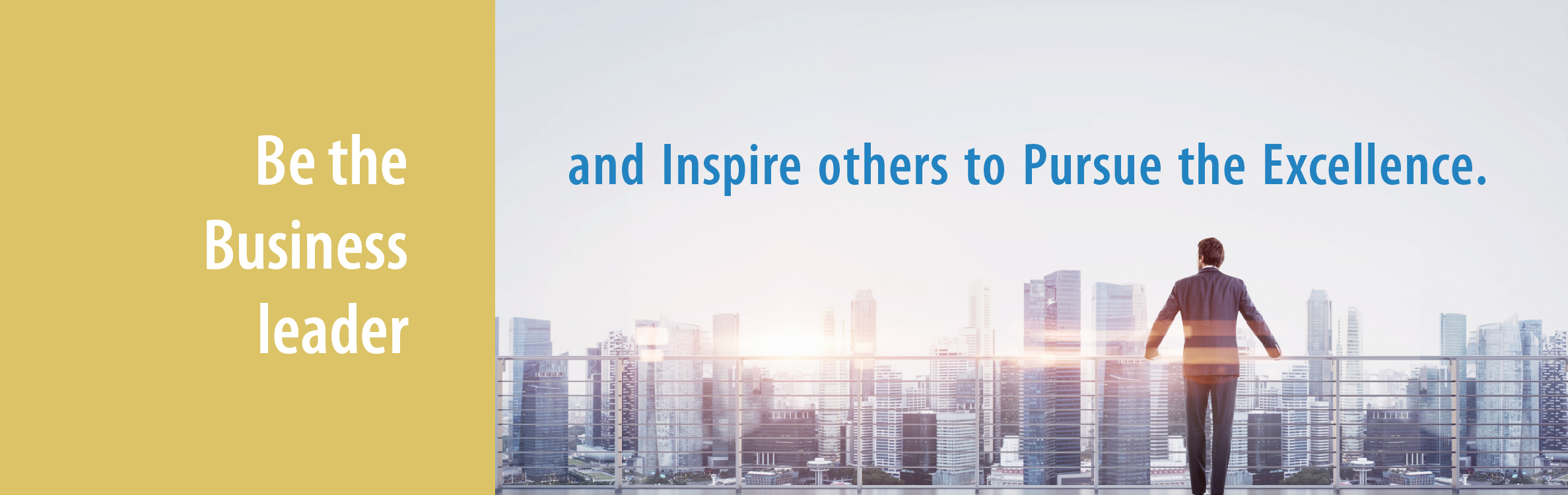 Banner 4_Be the business leader